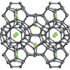 Clathrate Crystal Structure